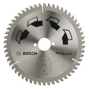 Bosch- Hoja de cierra circular SPECIAL