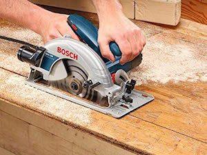 Bosch Professional GKS 190 - Sierra circular mano