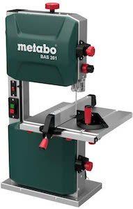 Metabo 619008000-Sierra de cinta BAS 261 Precision
