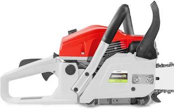 GREENCUT GS620X - Motosierra de gasolina anti vibracion